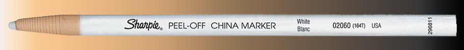Sharpie China Marker