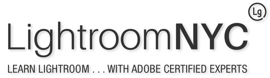 LightroomNYC, Learn Lightroom with Adobe Certified Experts