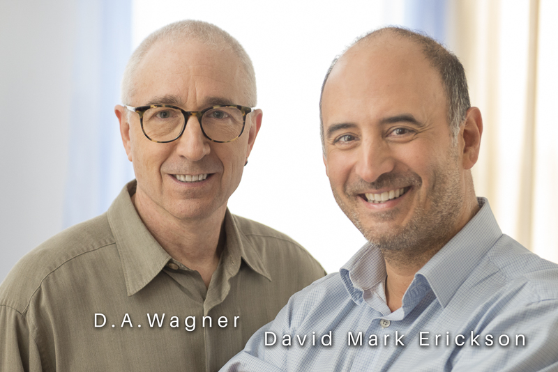 D.A.Wagner and David Mark Erickson are Lightroom Guys