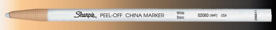 Sharpie China Marker