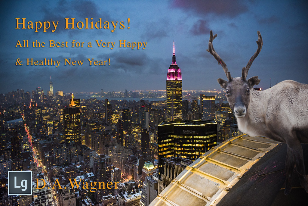 Happy Holidays from Lightroom Guy