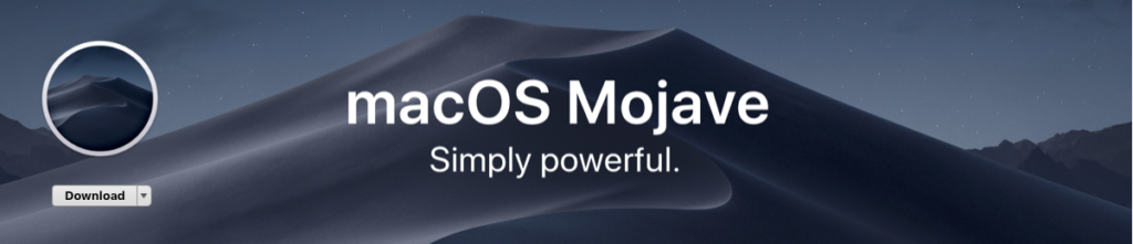 Hold off on updating to MacOS Mojave