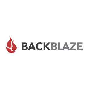 Backblaze to backup