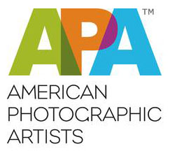 American Photographic Artists logo, Lightroom Guy workshops