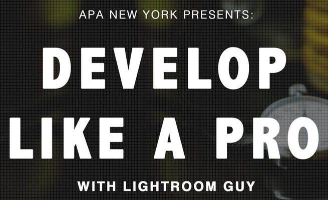 APA Develop Like a Pro