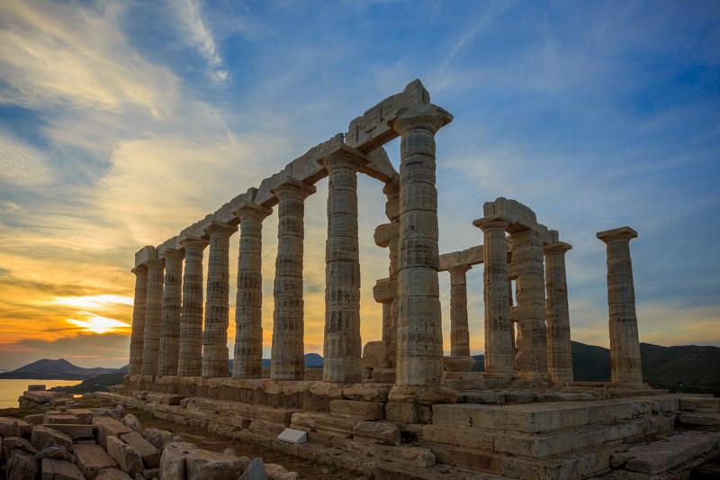 Greece Photo Tour Workshop 2020 - Sounio
