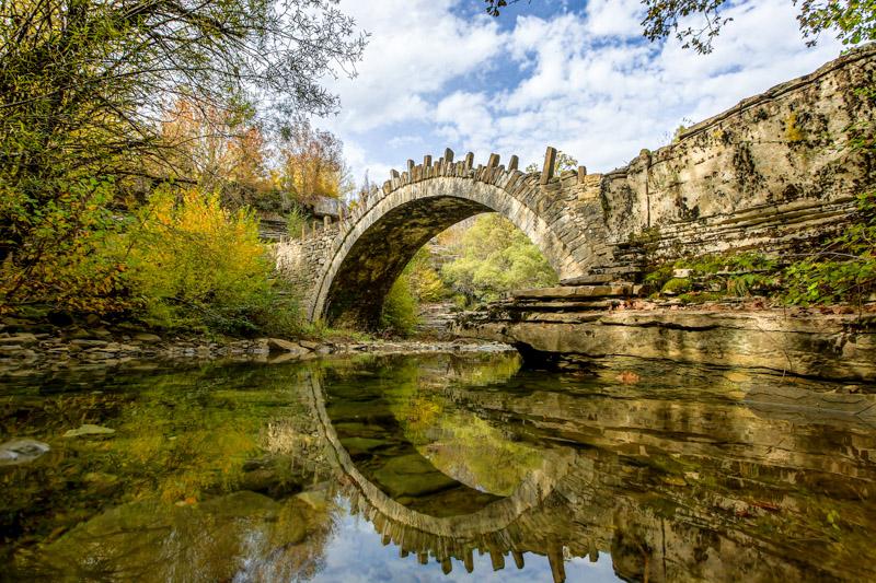Greece Photo Tour Workshop 2020 - Zagori stone bridge