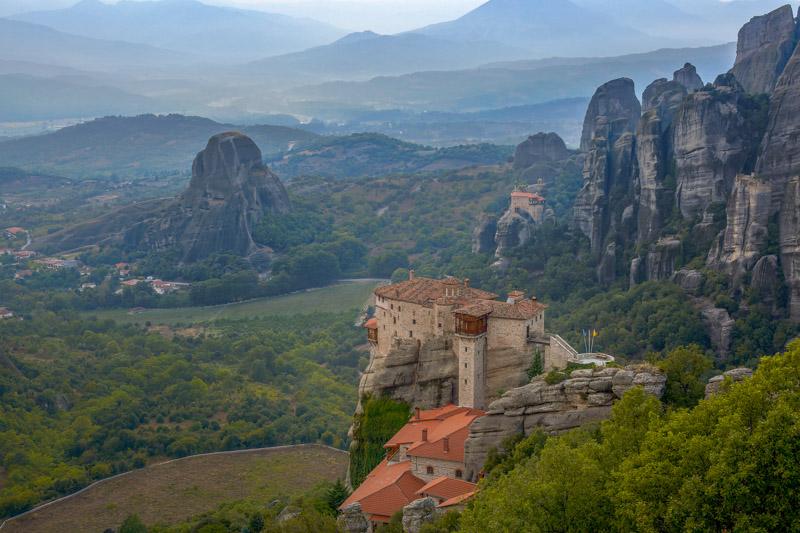 Greece Photo Tour Workshop 2020 - Meteora monasteries