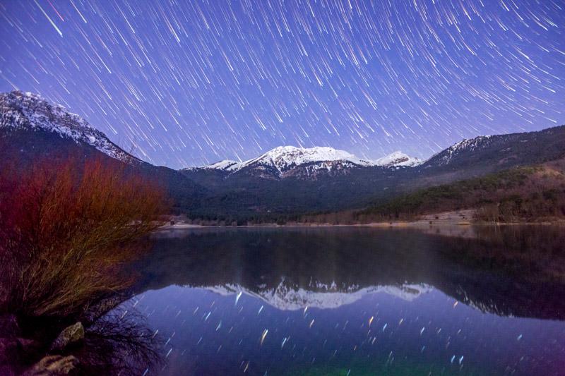Greece Photo Tour Workshop 2020 - Night stars