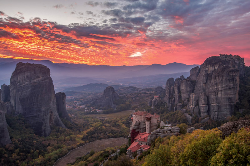 Greece Photo Tour Workshop 2020 - Meteora