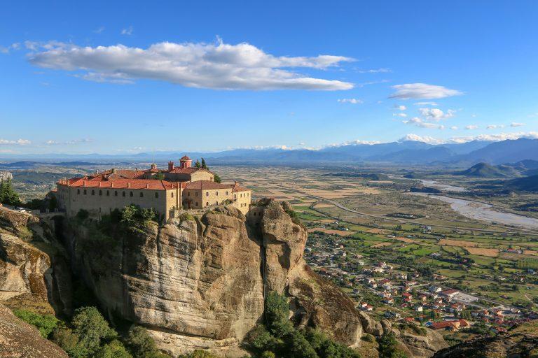 Meteora Monastery ©2019 Dimitris Giouvris