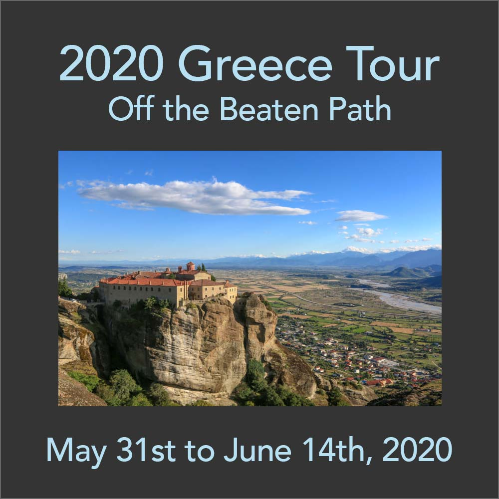 2020 greece tour - lightroom guy