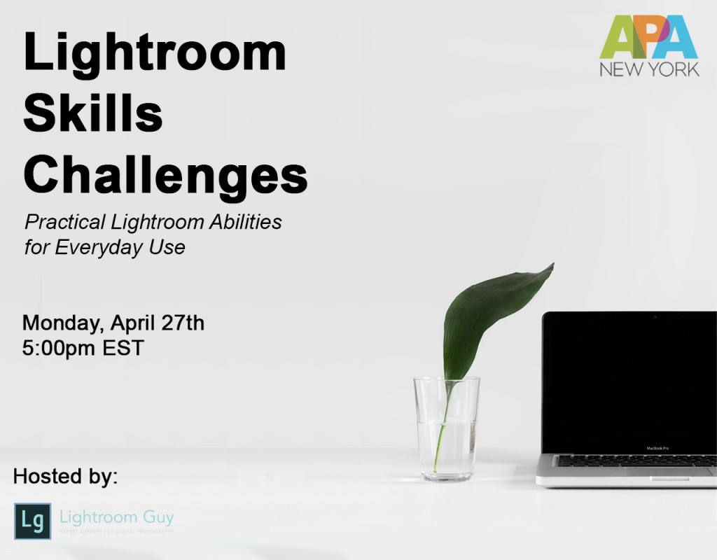 Lightroom Guy webinar
