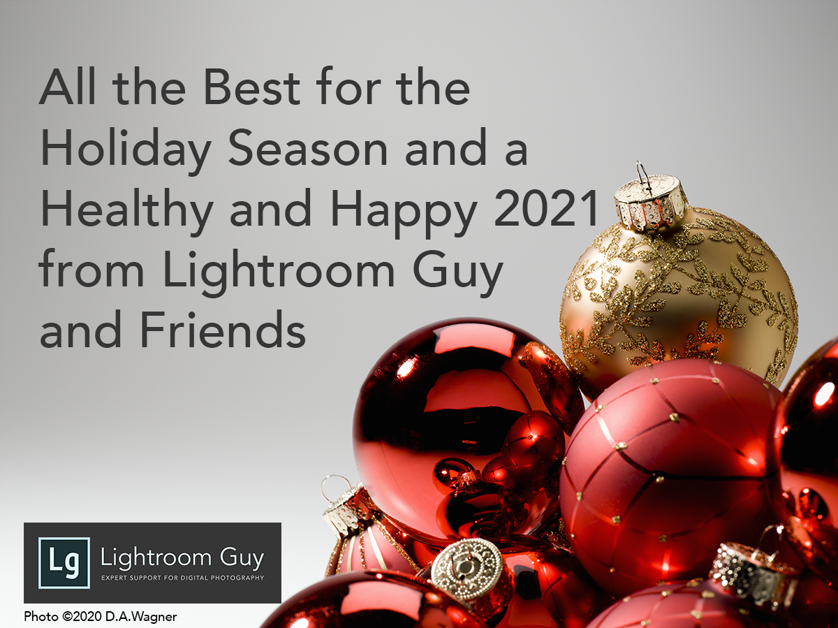 Lightroom Guy Holiday Greeting